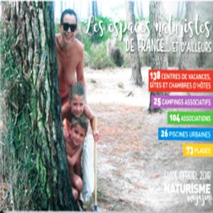Guide 2018 de Naturisme Magazine – Epuisé