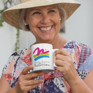 Mug Logo FFN avec texte