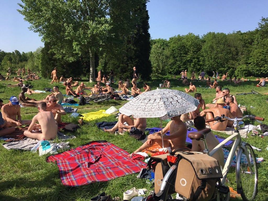 L'espace naturiste du Bois de Vincennes est réouvert