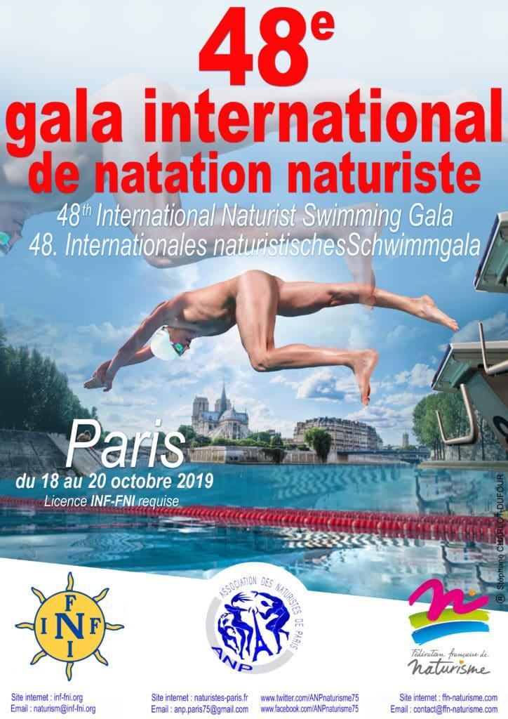 gala natation 2019