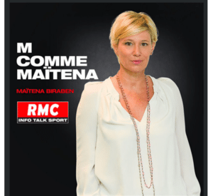 RMC ( M comme Maïtena ) Lundi 10 juin 2019