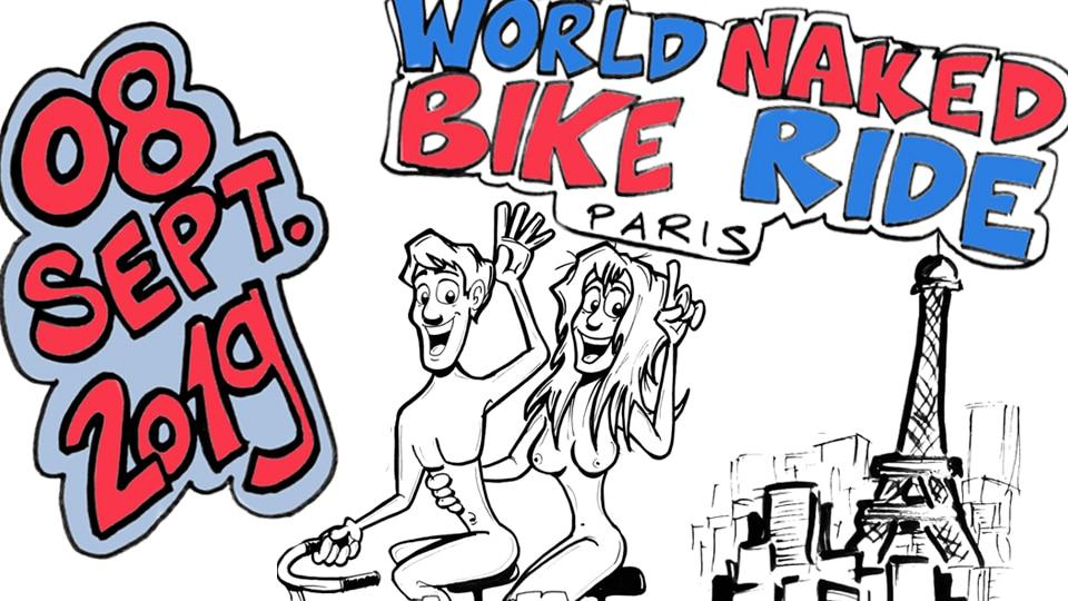 Read more about the article La World Naked Bike Ride débarque à Paris