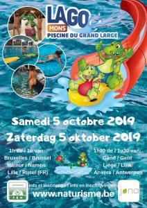Pool Party LAGO Mons / Belgique