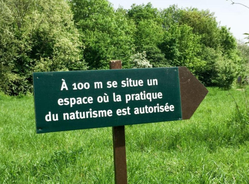 Réouverture officielle de l'Espace naturiste du Bois de Vincennes saison 2020